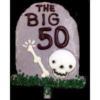 Big 50 Tombstone