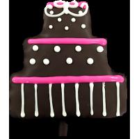 Birthday Cake Elegant