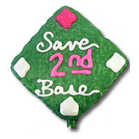 Breast Cancer Save Second base