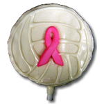 Breast Cancer Volleyball