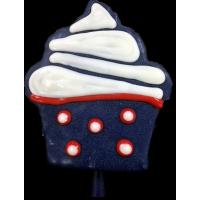 Cupcake Patriotic