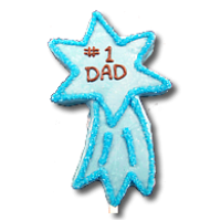 Dad Ribbon