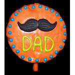 Dad Stache