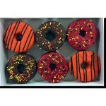 Fall Krispy Donuts