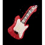 Guitar Red