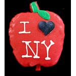 I Heart NY Apple