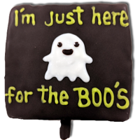 Just Here for Boos