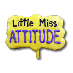 Little Miss Attitude