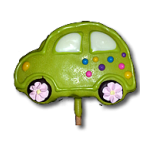 Lovebug Peace Car