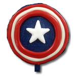 Mini Captain America