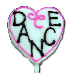Mini Dance Heart