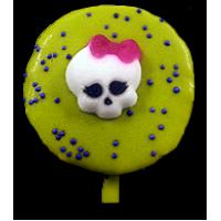 Mini Monster High Skull Girl