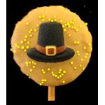 Mini Pilgrim Hat