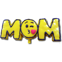 Mom Emoji Kiss