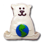 Save the Earth Bear