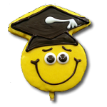 Graduation Smiley