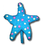Starfish Polka Dot