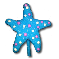 Starfish Polka Dot