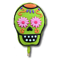 Sugar Skull Lime
