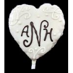 Wedding Heart Monogram