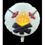 Campfire Weiner Roast