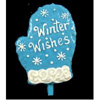 Winter Wishes Mitten